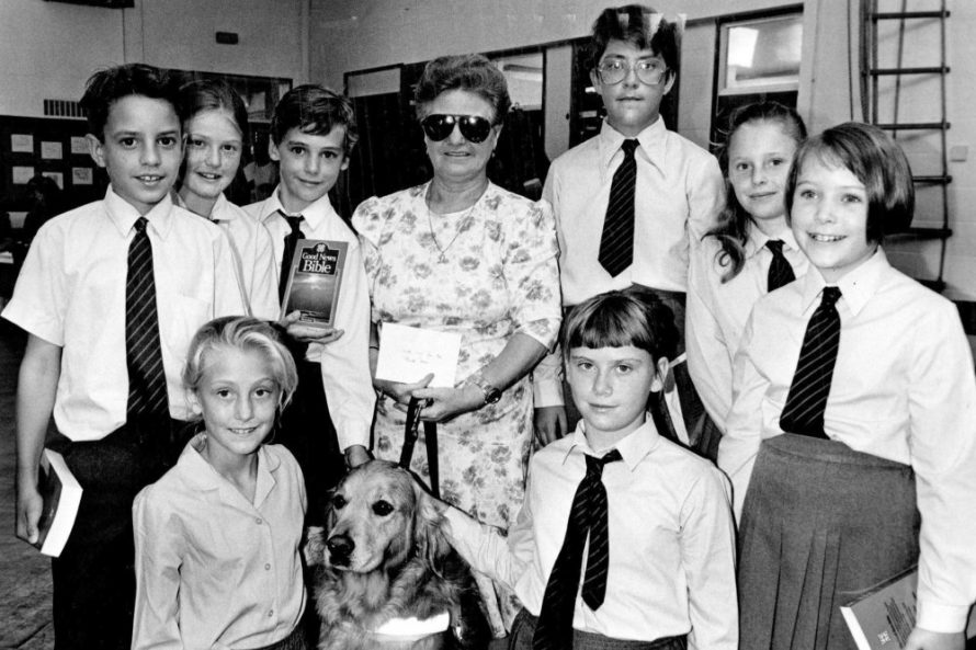 St Katherines School 1992 | Echo Newspaper Archive