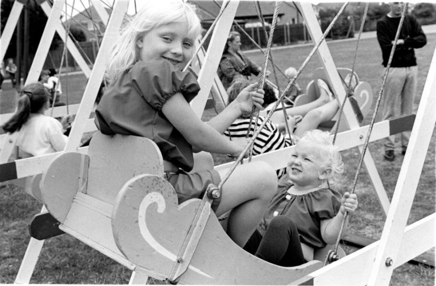 Canvey Junior School Fete | Echo Newspaper Archive