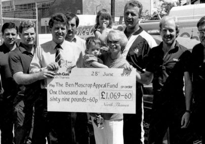 British Gas Canvey 1991