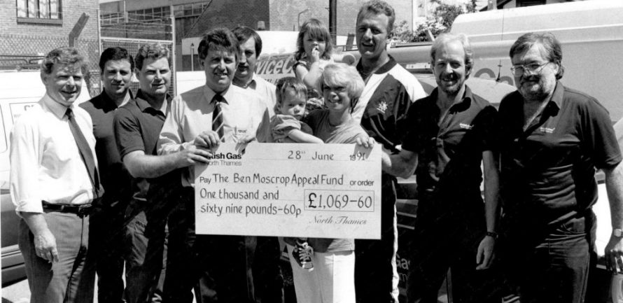 British Gas Canvey 1991 | Echo Newspaper Group