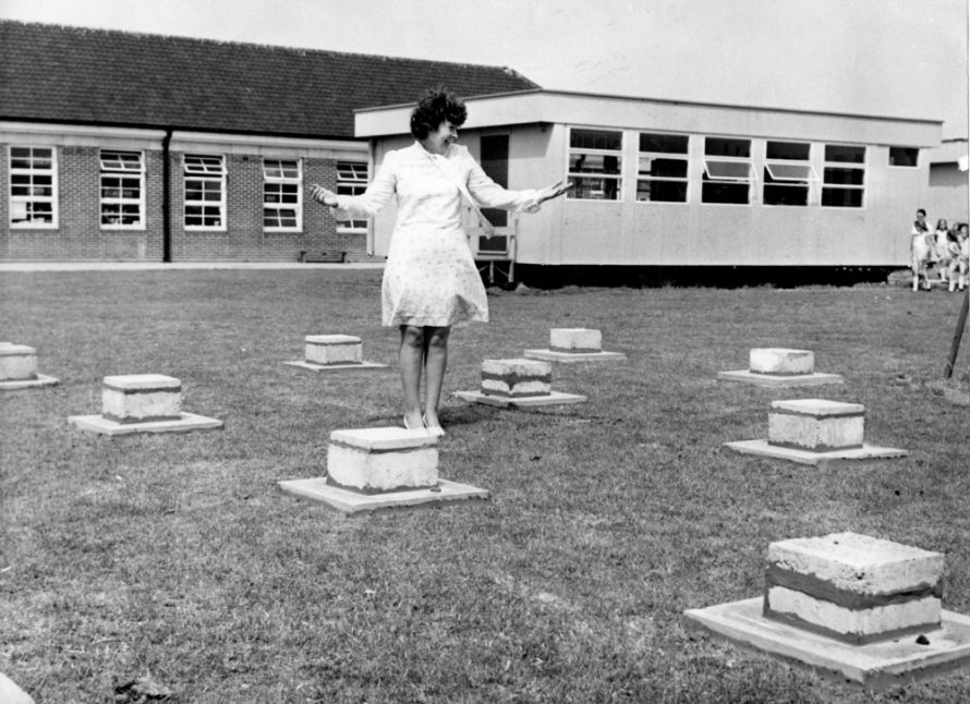 Head Teacher Canvey Infants 1973 | Echo Newspaper Archive