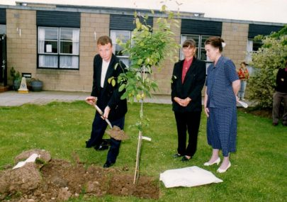 Tree Planting 1993