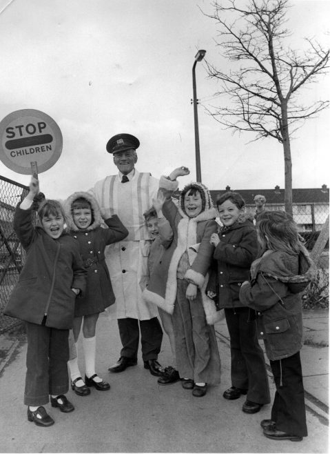 Regional Lollipop Man of the Year 1974 | Group Newspaper Echo