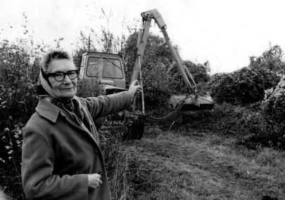 Save the Hedgerow 1971