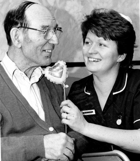 St Valentine's Day 1991 | Echo Newspaper Archive