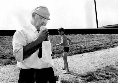 Deputy Surveyor in 1970
