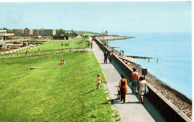 Canvey postcards