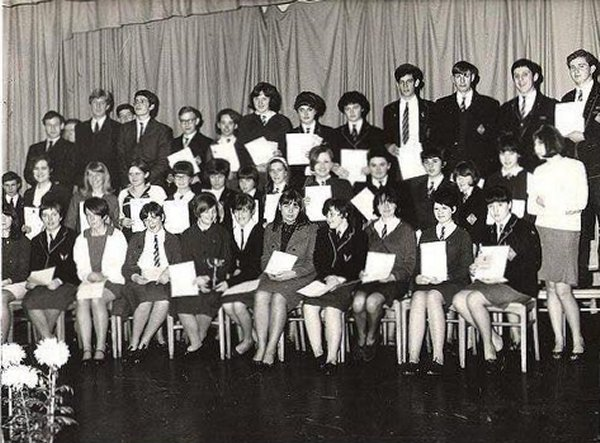 Taken at Furtherwick School Class 1965-1966 | Barry Isaacs