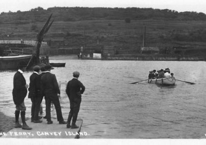 A special message just for Canvey Archive