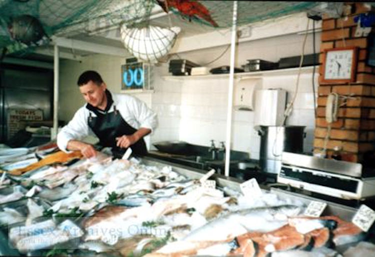 A Canvey Fishmongers
