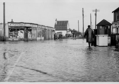 1953 Flood pictures
