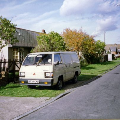Uncle Jack's house 'Doranne' in Tilburg Road shortly before she was demolished | Graham Stevens