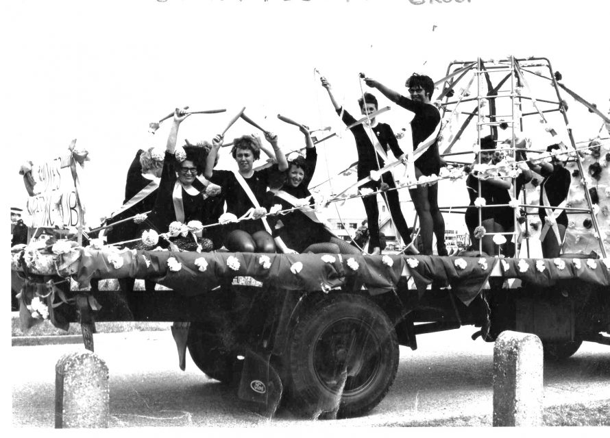 Canvey Carnival in the 70s