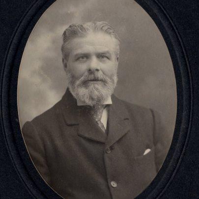 'Grandpa' George Stevens | Graham Stevens