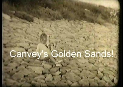 Canvey's Golden Sands!