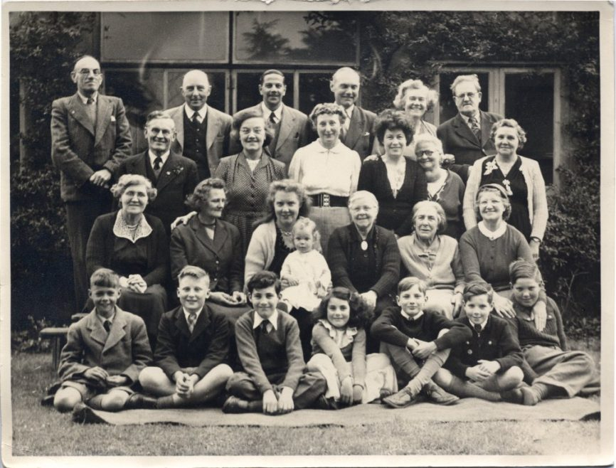 Group Photo 1954 | Stevens Graham