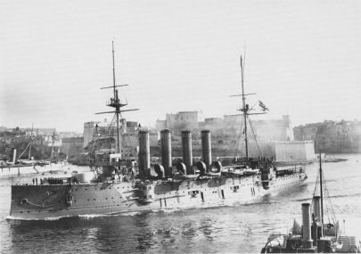 Three Canvey Sailors Lost - A Naval Blunder?