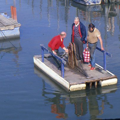 Halcon Marine chain ferry | Ian