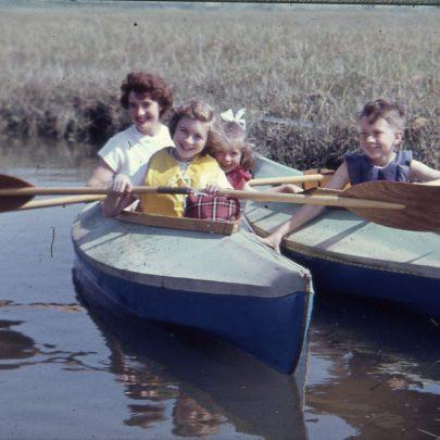 Pearl,Bridget, Susan and Philip | Ian