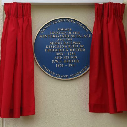 Hester Plaque unveiled 06/06/09 | Dave Bullock