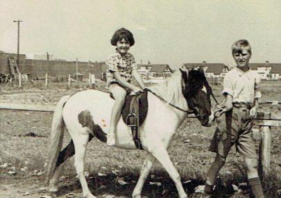 Billy Wells' Pony Rides