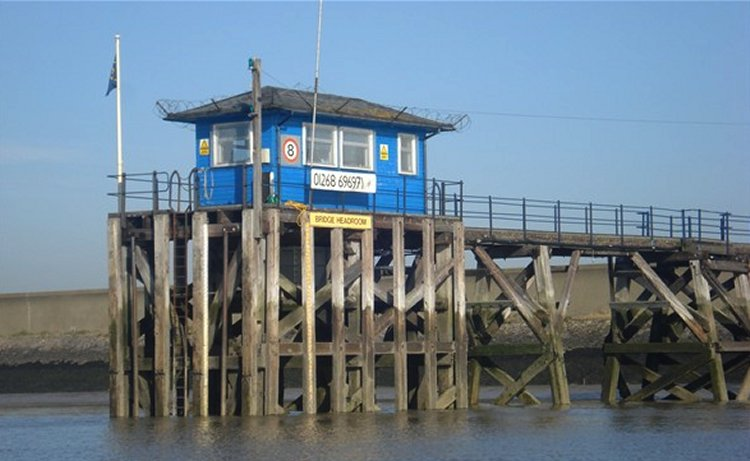 Coastwatch Station in Hole Haven
