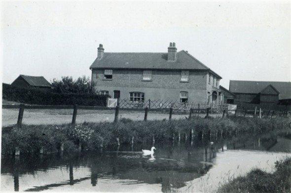 Waterside Farm c1925 | Henry Clubb