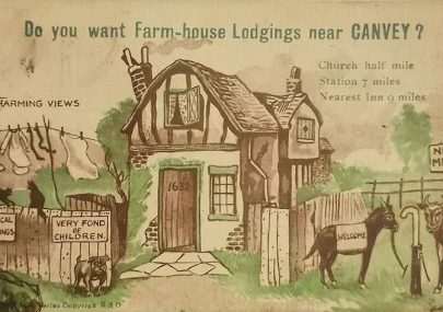 Farm House Lodgings nr Canvey