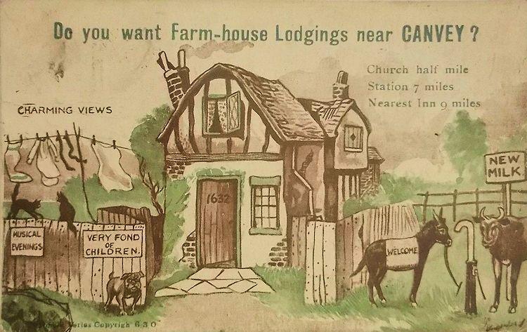 Farm House Lodgings nr Canvey