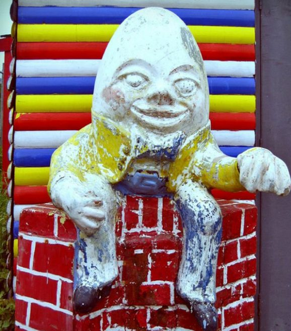 Who Remembers Poor Old Humpty Dumpty