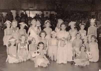 Girls Life Brigade 1951