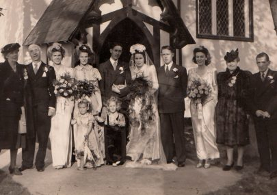 The Wedding of Rosalie and Gray Nobbs