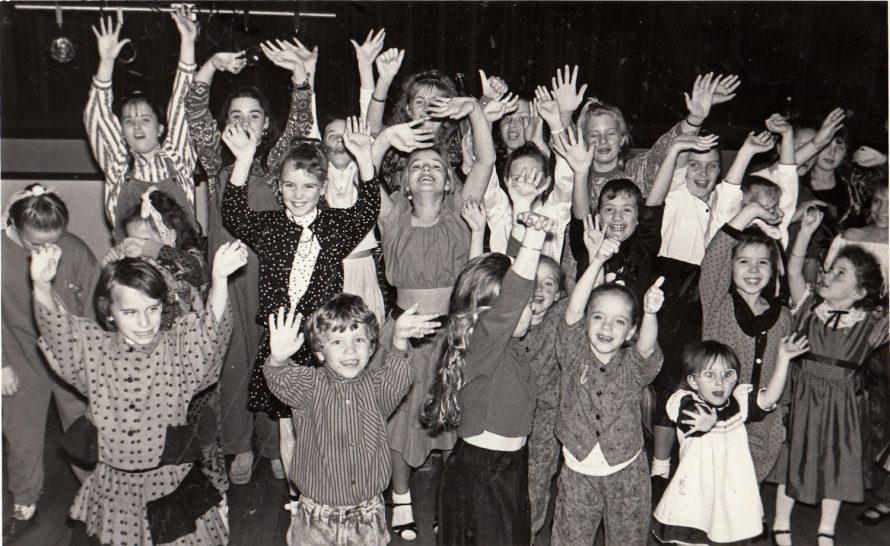 Georgette Juveniles Party