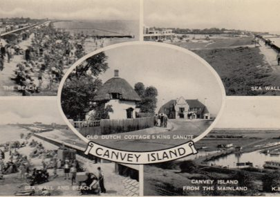 Stan Perry's Postcard Collection