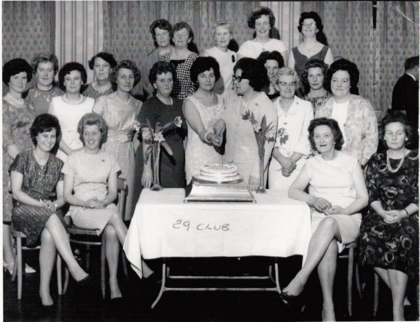 STC 29 Club. | Joy Greenwood