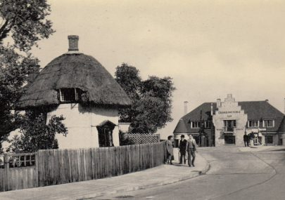 King Canute and Dutch Cottage