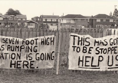 Canvey Protest 1982