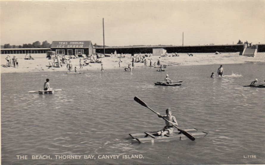 Thorney Bay and Camp