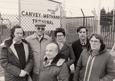 Methane Gas Protests 1982