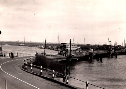 The Old Bridge with Waterside and Dauntless