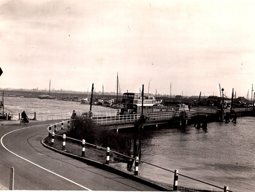The Old Bridge with Waterside and Dauntless | Echo Newspaper Group