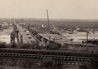 New Bridge and Old