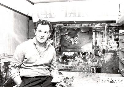 Alan Ross 1984