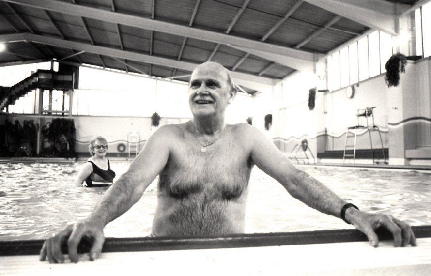 Harm Van-der-Laan a member of the over 50s Club | Echo Newspaper Group