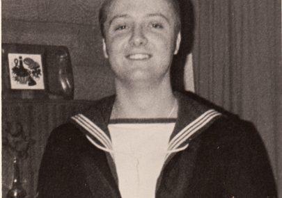 Survivor of HMS Coventry 1982