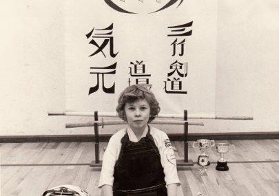 Mitsutake Kendo Club 1978