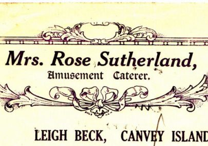 Sutherlands Letterhead