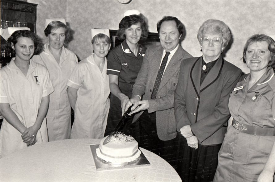 Valentine Lodge 4th Anniversary | Echo Newspaper Archive