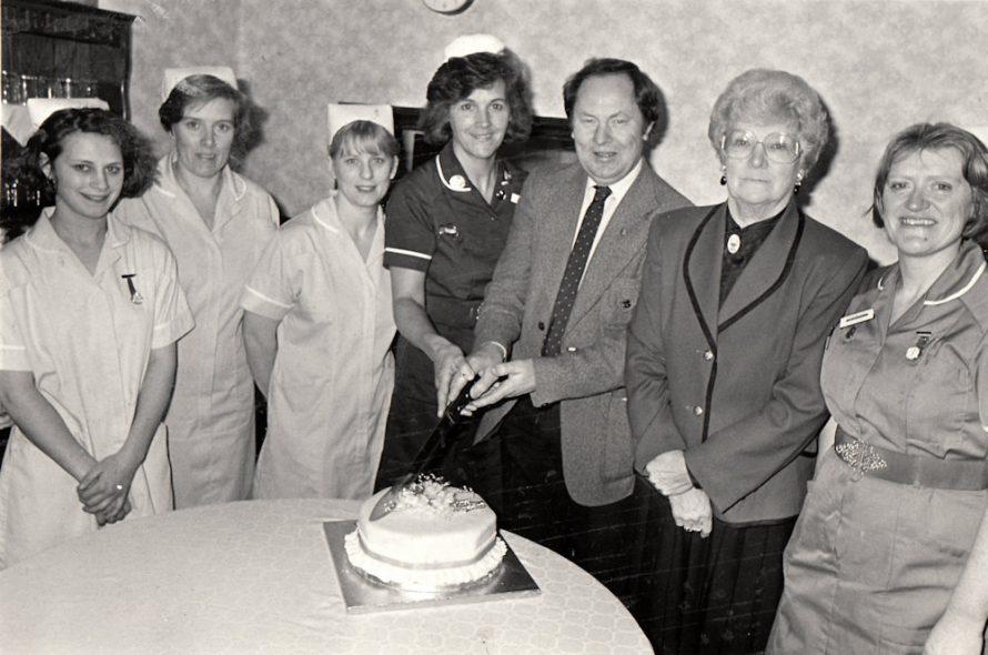 Valentine Lodge 4th Anniversary | Echo Newspaper Archive