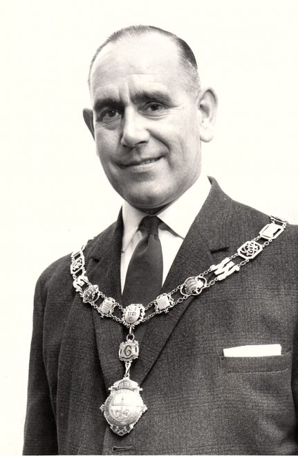 Councillor George Blackwell | Echo Newspaper Archive